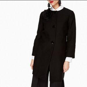 Kate Spade tweed jacket size 0